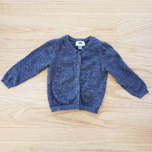 Old Navy Siler & Grey Cardigan